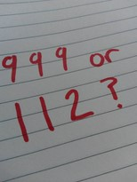 999 or 112 - Which is Best?