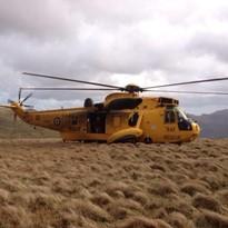 Snowdon Hypothermia & Rescue