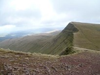 Walkers Rescued in Brecon Beacons