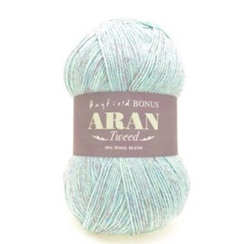 Hayfield Aran Knitting Pattern Books : Hayfield Aran Tweed 400g Yarns wool4less
