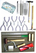 Jewellery Tools  Kit box 4  (click for larger image)
