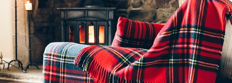 Wool Blanket Online. Tartan picnic blankets, throws, travel rugs