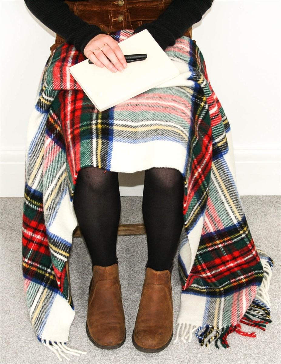 Wool Blanket Online British Made Gifts Dress Stewart